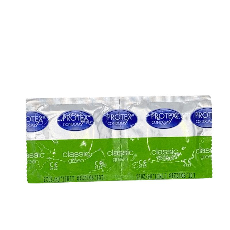 Etuis préservatifs Classic Green