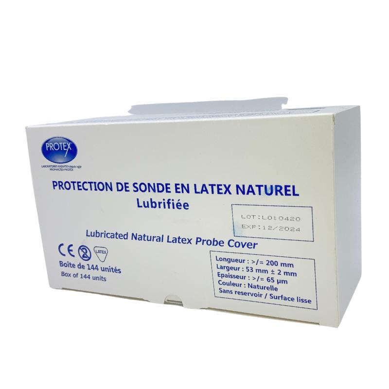 Protection de sonde lubrifiée